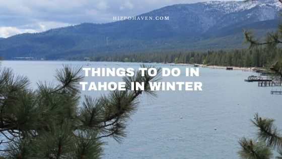 things to do in tahoe in winter
