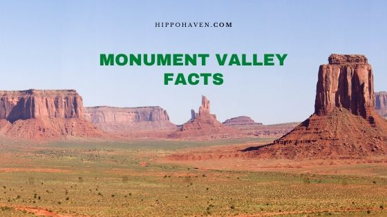 monument valley facts