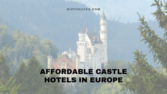 affordable castle hotels in europe