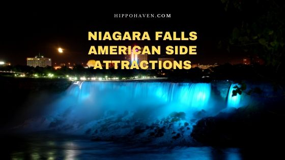 niagara falls american side attractions