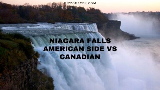 niagara falls american side vs canadian