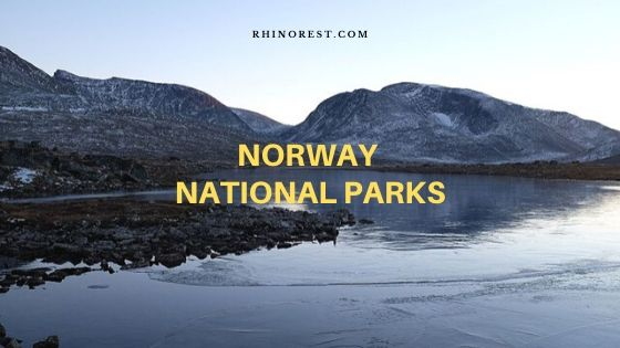 norway national parks