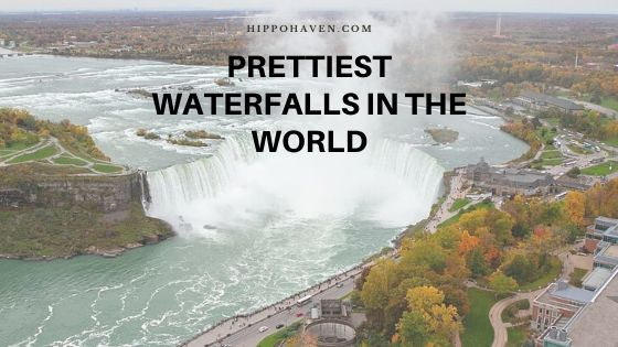 prettiest waterfalls in the world