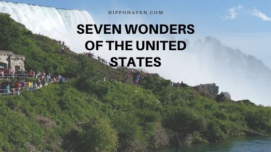 seven wonders of the united states