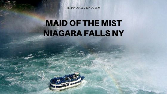 maid of the mist niagara falls ny