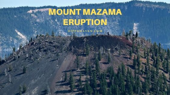 mount mazama eruption