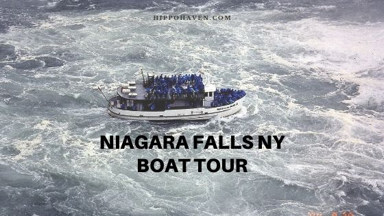 Niagara Falls NY Boat Tour