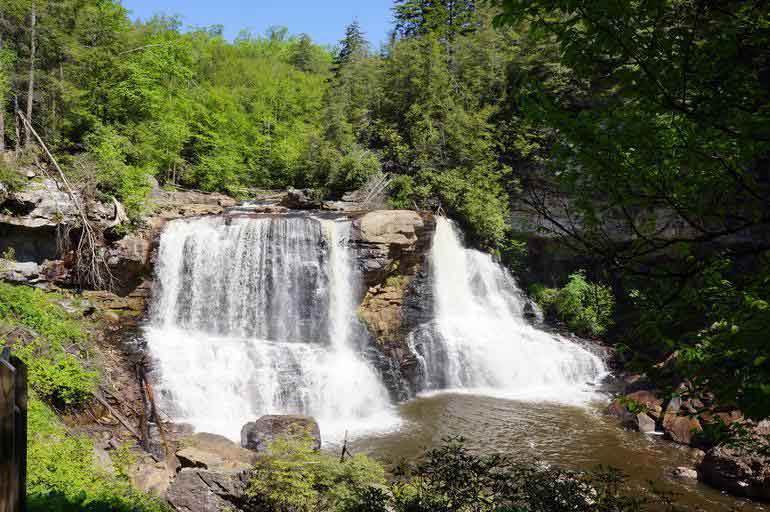 Drury Falls