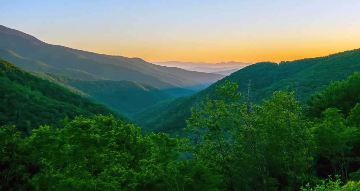 Fun facts about the Blue Ridge Mountains