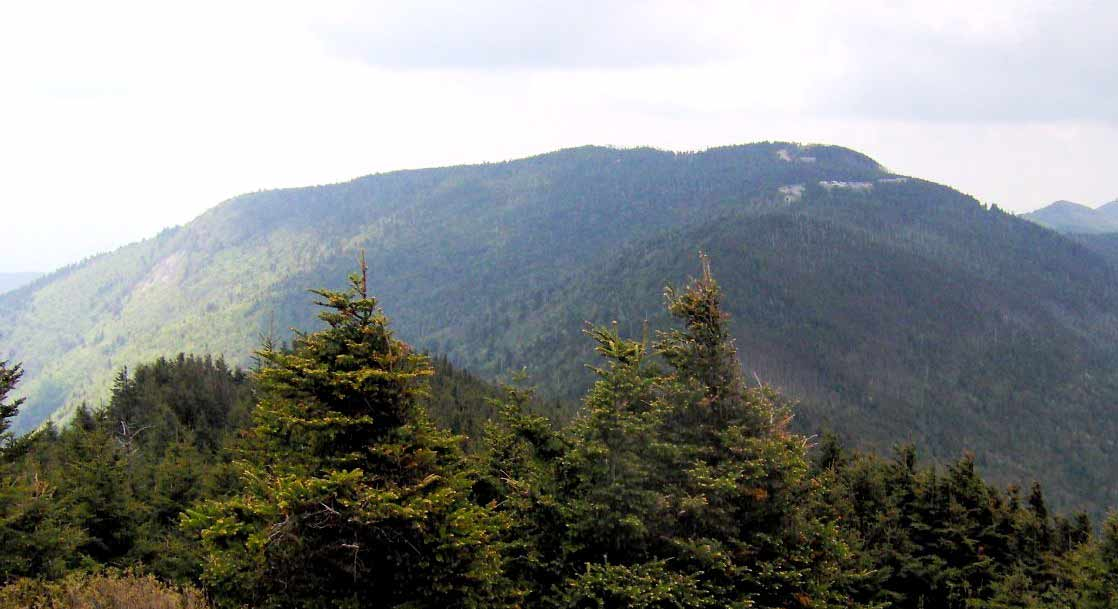 Mount Mitchell facts