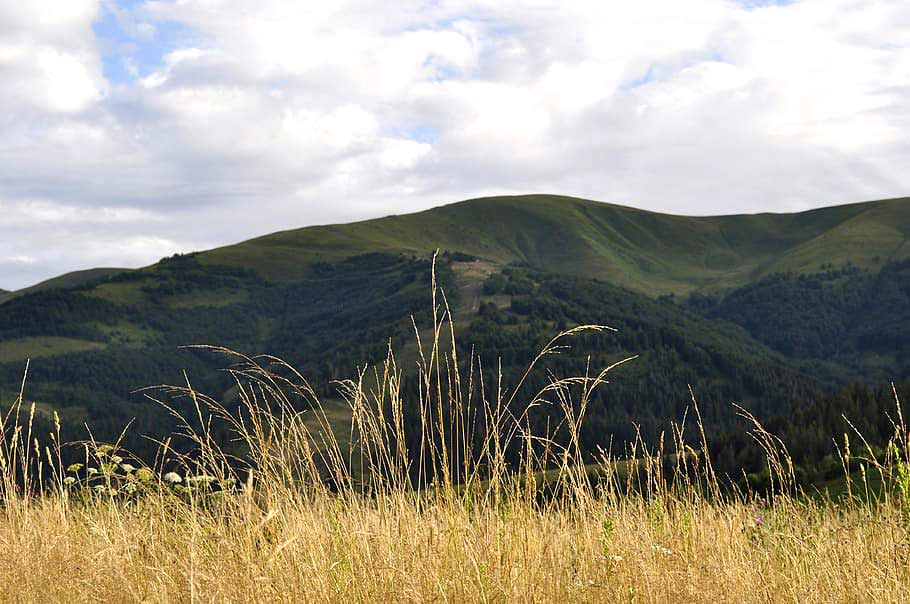 Sperrin mountains facts