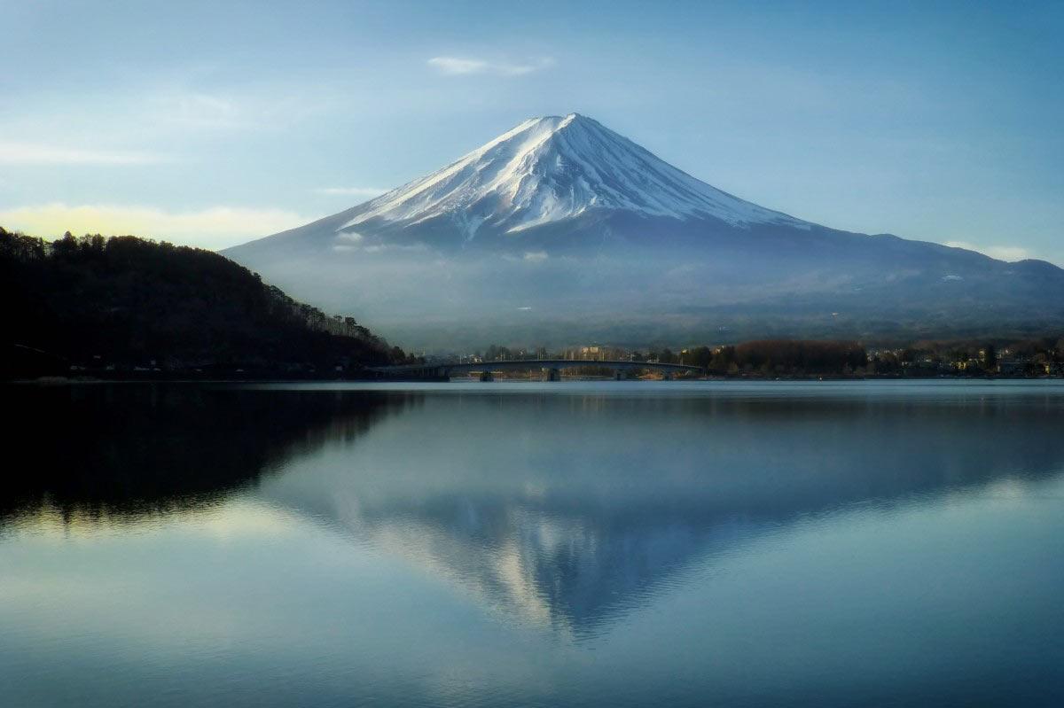 fun facts about Mount Fuji