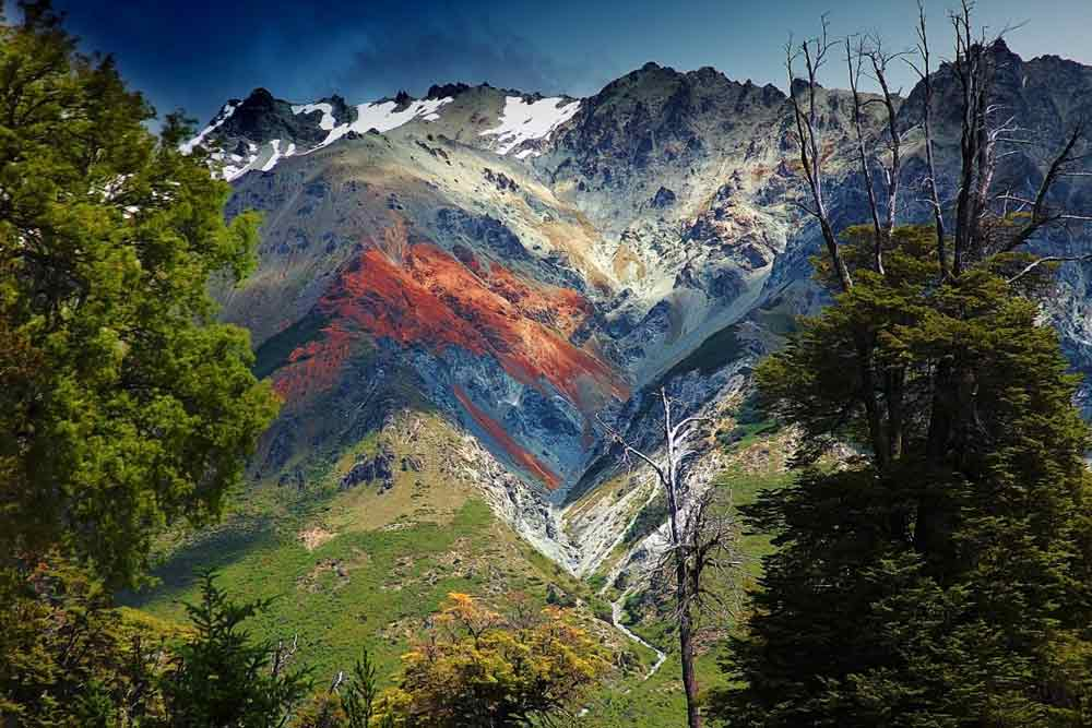 fun facts about the andes mountains