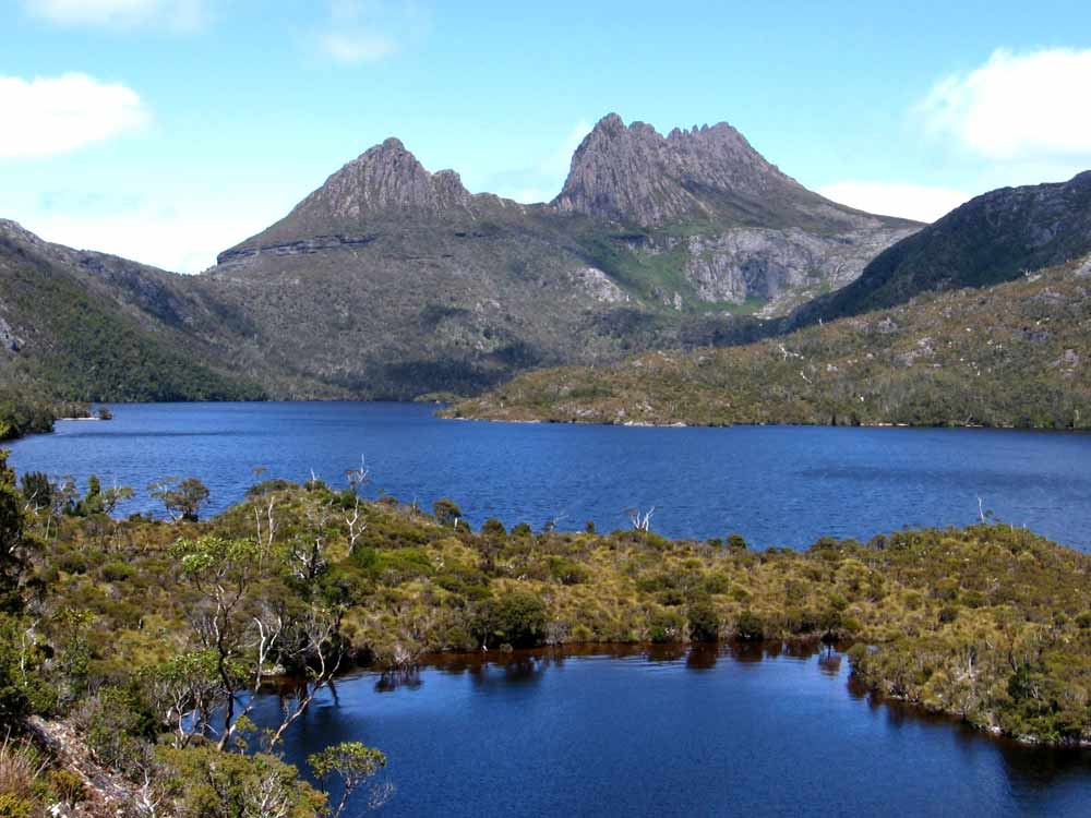 interesting facts about cradle mountain