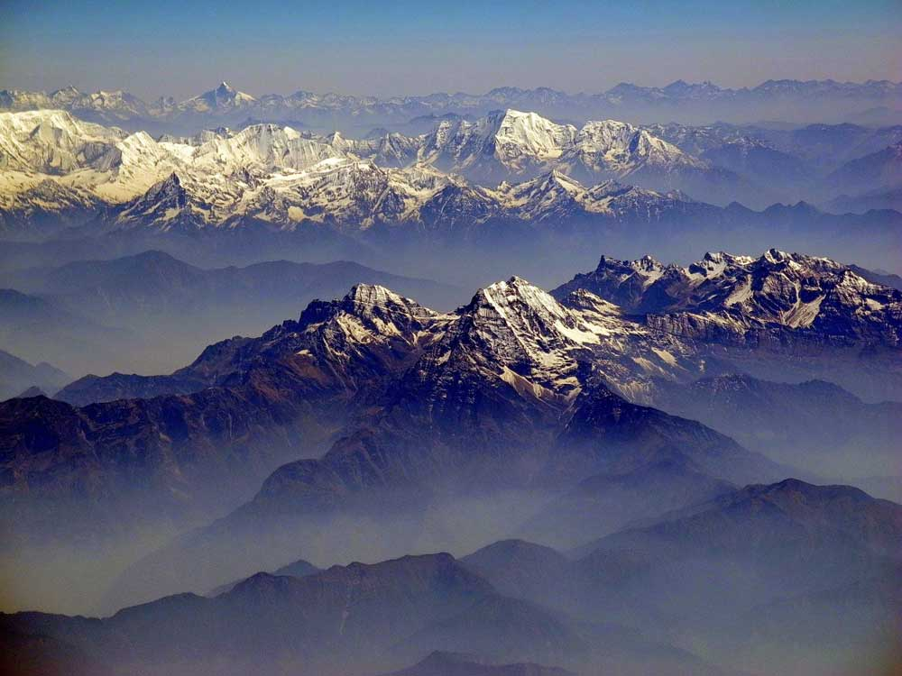 interesting facts about the Himalayan mountains